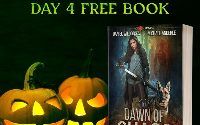 Trick or Treat Day 4: Get Dawn of Chaos for FREE!