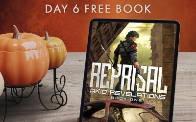 Bountiful Book Giveaway: Day 6 Reprisal