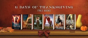 Thanksgiving books giveaway banner