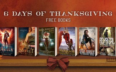 Bountiful Basket of Books! Get Ready For Thanksgiving With Free Books!