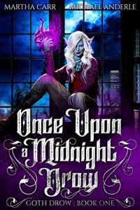 Once Upon A Midnight Drow e-book cover
