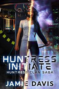 Huntress Initiate e-book cover