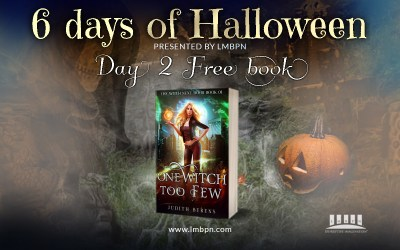 Monster Mash Book Giveaway Day 2