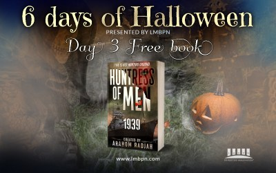 Monster Mash Books Giveaway Day 3