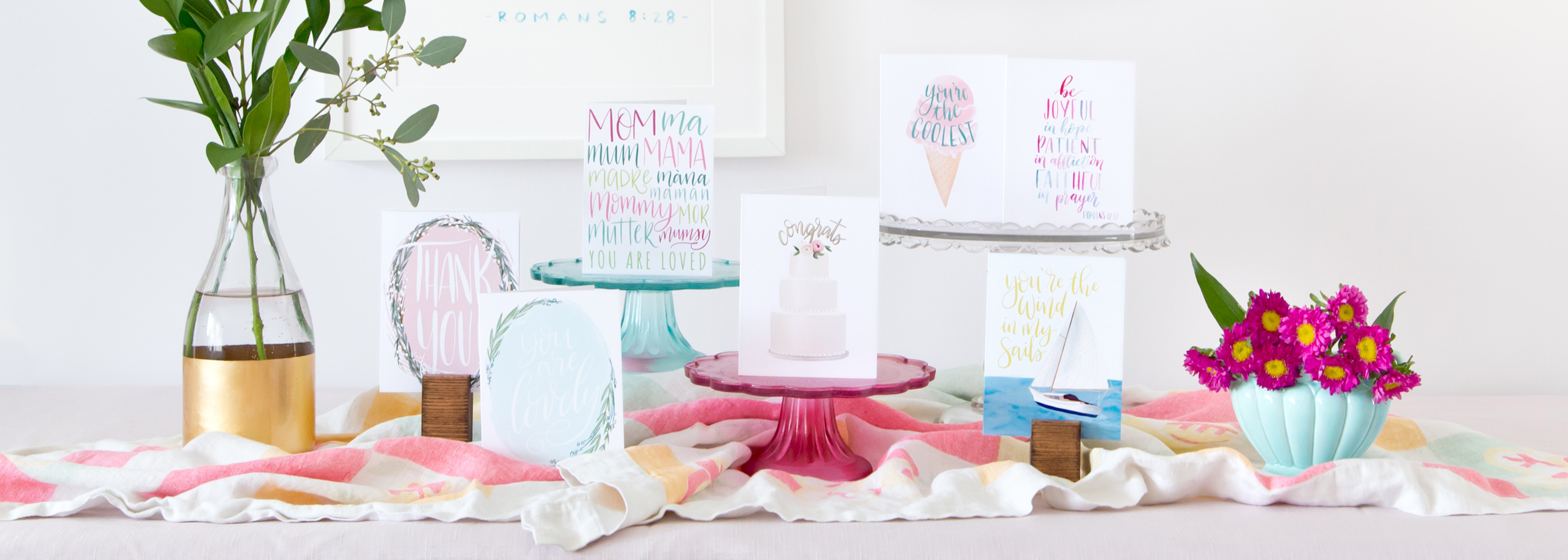 Wholesale Stationery and Art Prints