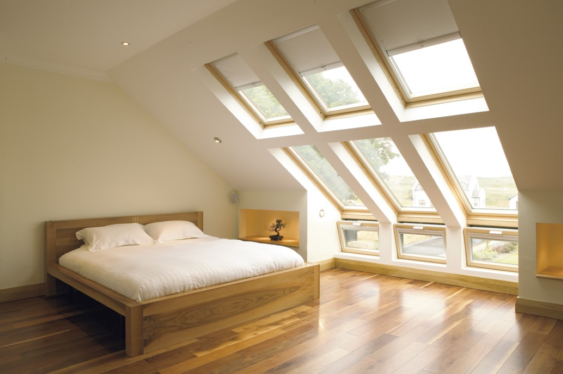 Convert Attic To Sleeping Loft