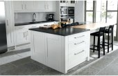 Images Of White Kitchen Cabinets With Black Hardware