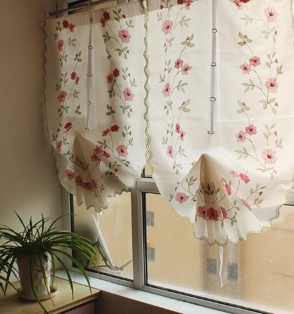 Balloon Curtains for Living Room boscovs