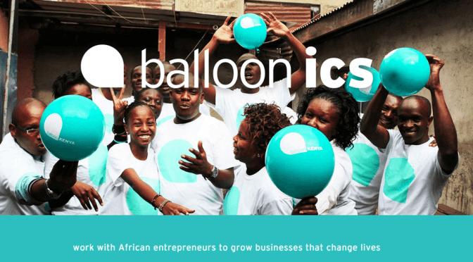 Balloon Ventures Uganda Jobs
