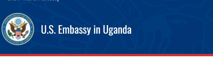 US Embassy Uganda Jobs 2021