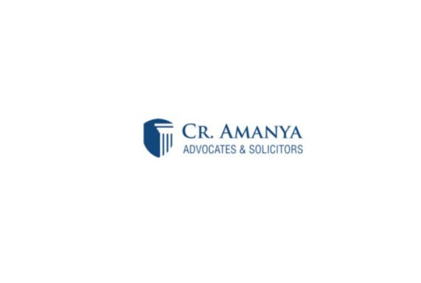 CR. Amanya Advocates jobs 2020