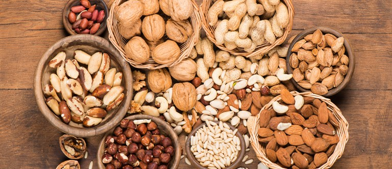 Shelf Life of Nuts