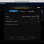 PVR IPTV Simple Client configuration