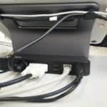 Belkin USB3.0 Dual Video Dock back