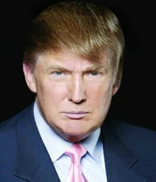 Author Donald J. Trump biography and book list