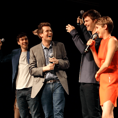 Interview: 'The Fault in Our Stars' Author and Cast on Love