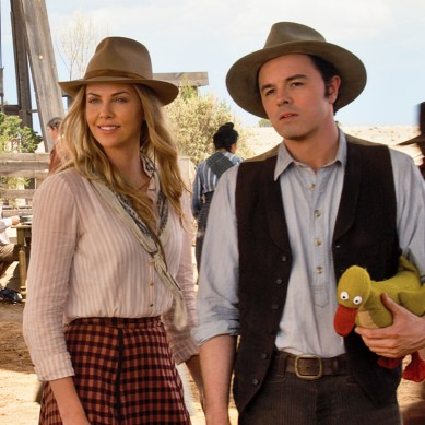 Movie Review: 'A Million Ways to Die in the West' Supplies More Dumb Than Laughs