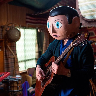 Movie Review/Interview: Dir. Lenny Abrahamson On 'Frank,' Michael Fassbender & Music