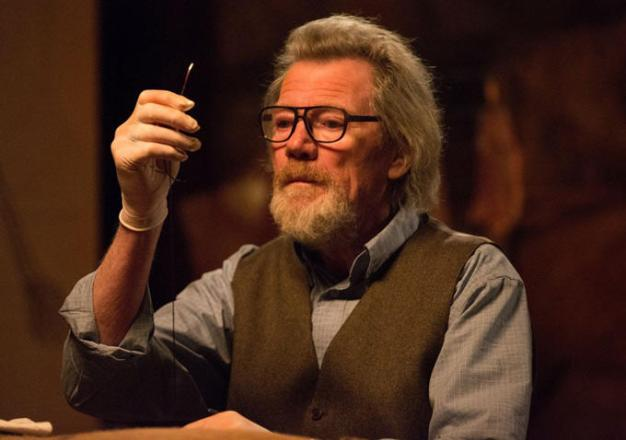 Michael Parks plays Howard Howe in Kevin Smith's TUSK. Photo courtesy of A24.
