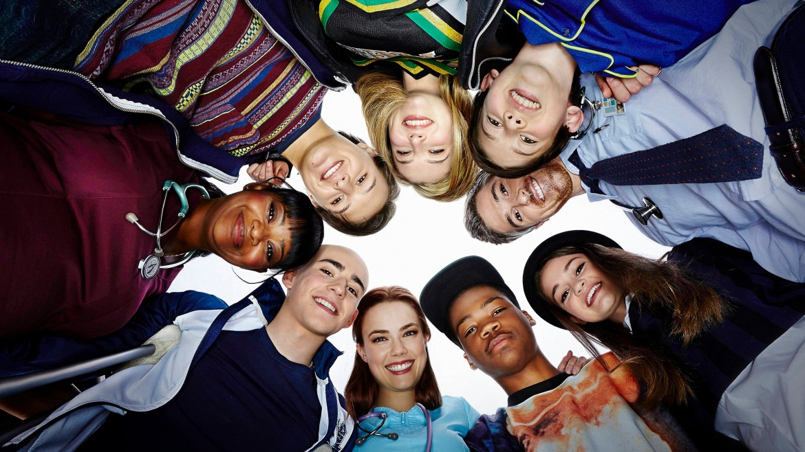 TV Interview: Octavia Spencer Joins 'Red Band Society', Finding Beauty in Dark Places