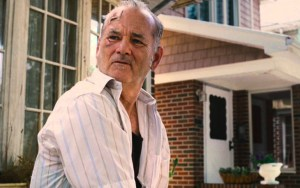 Bill Murray gives his best impression of GRAN TORINO in ST. VINCENT. Photo courtesy of The Weinstein Company.