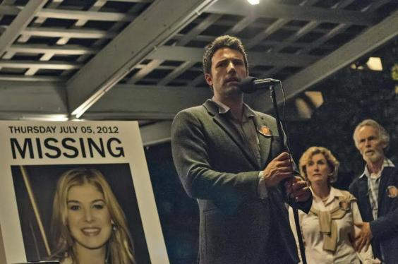 Ben Affleck stars in GONE GIRL. Photo courtesy of Twentieth Century Fox Film Corporation.