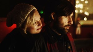 Elizabeth Moss and Jason Schwartzman star in LISTEN UP PHILIP. Photo courtesy of Tribeca Film.
