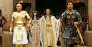 Joel Edgerton, Sigourney Weaver, John Turturro and Christian Bale star in EXODUS: GODS AND KINGS. Photo courtesy of 20th Century Fox.