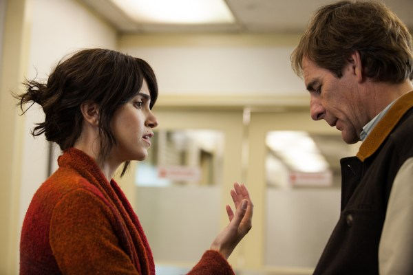 "NIKKI REED as ""Wendy"" and SCOTT BAKULA as ""Kevin"" in ENTER THE DANGEROUS MIND."" Photo Courtesy of Cima Productions."