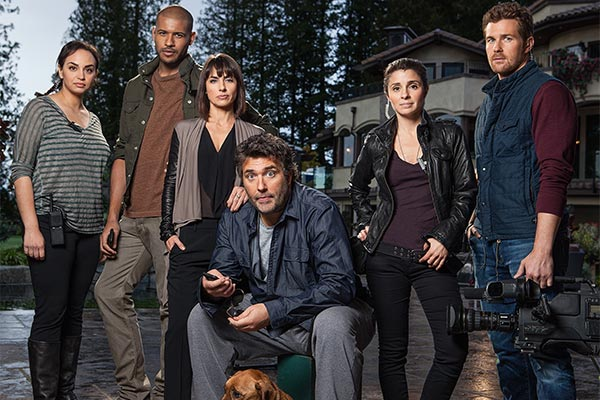 The cast of UnREAL. Photo courtesy of Lifetime.