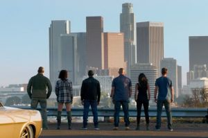 FURIOUS 7 takes the story back home in L.A. Photo courtesy of Universal Pictures.