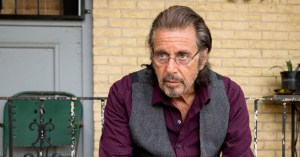 Al Pacino learns to love again in MANGLEHORN. Photo courtesy of IFC Films.