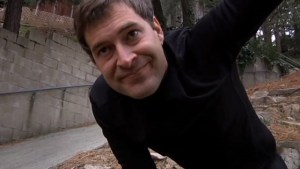 Mark Duplass as Josef in CREEP.