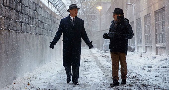 Steven-Spielberg-and-Tom-Hanks-Bridge-of-Spies