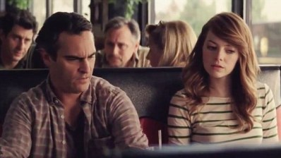 Joaquin Phoenix (left) Emma Stone left photo courtesy of Sony Pictures Classics