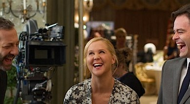 5 Legendary Behind-The-Scenes Stories From The Making of 'TRAINWRECK'