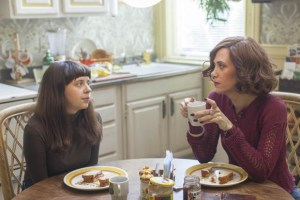 Bel Powley and Kristen Wiig courtesy of Sony Pictures Classics