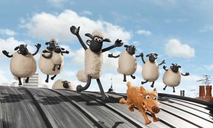 SHAUN THE SHEEP: Movie. Photo courtesy of Lionsgate.