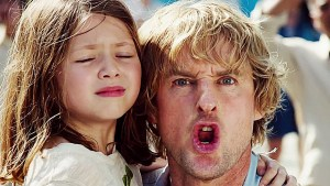 You and Owen Wilson both make a lot of these faces during the film. Photo courtesy of The Weinstein Company.