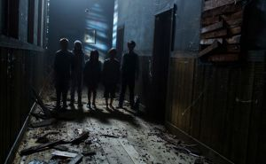 The creepy kids of SINISTER 2. Photo courtesy of Focus Features.