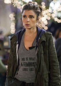 Shiri Appleby as Rachel on UnREAL. Photo courtesy of Lifetime.