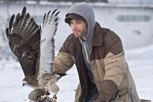 Cillian Murphy: The Falconer in ALOFT. Courtesy of Sony Pictures Classics.