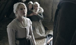 Anya Taylor-Joy makes up the great ensemble in THE WITCH. Photo courtesy of A24.