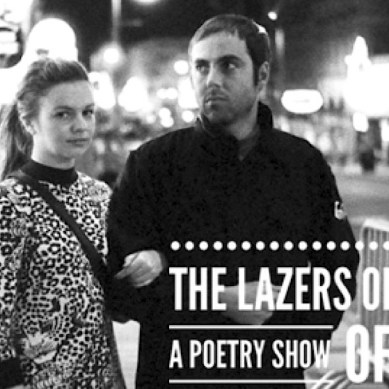 Q&A: Amber Tamblyn & Derrick Brown Tease LAZERS OF SEXCELLENCE 5.0 – A Party of Words, Comedy and Music