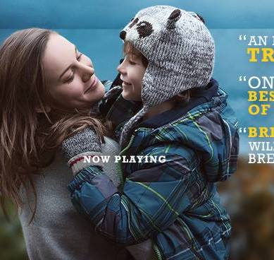 Dallas: Get Passes For An Early Screening of 'ROOM' With Author/Screenwriter Emma Donoghue In Attendance