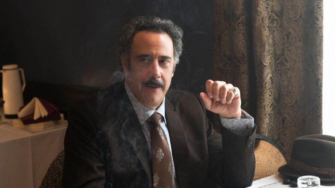 'FARGO' Q&A: Brad Garrett On Noah Hawley's Intensely Written Dialogue and Characters