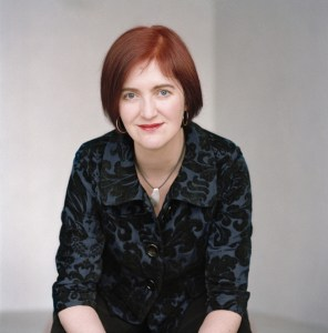 Author/screenwriter Emma Donoghue.