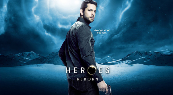 TV Interview: Zachary Levi Talks 'HEROES REBORN' and Not Screwing Up Fan Expectation