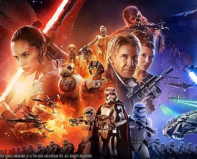 'STAR WARS: THE FORCE AWAKENS' Poster Dazzles, Teasers Tease, Trailer Debut Info