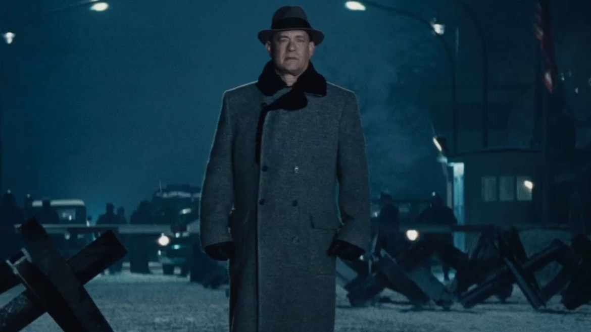 Movie Review: 'BRIDGE OF SPIES' – An Adequate Yet Standard Vehicle For Spielberg & Hanks